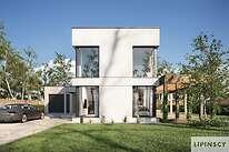 Projekty domów jednorodzinnych - Zobacz projekt - Nelson