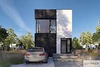 Projekty domów jednorodzinnych - Zobacz projekt - Tanger