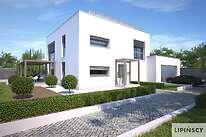 Projekty domów jednorodzinnych - Zobacz projekt - Koge III