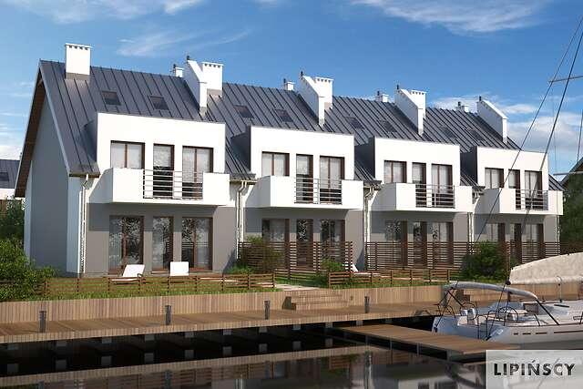 Zobacz powiększenie wizualizacji ogrodowej - projekt Almere