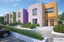 Projekty domów jednorodzinnych - Zobacz projekt - Springfield II
