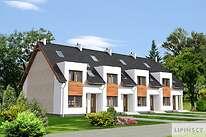 Projekty domów jednorodzinnych - Zobacz projekt - Fossano