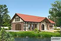 Projekty domów jednorodzinnych - Zobacz projekt - Budynek usługowy Orzeł