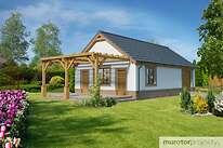 Projekty domów jednorodzinnych - Zobacz projekt - Garaż