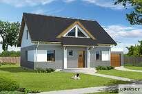 Projekty domów jednorodzinnych - Zobacz projekt - Lipińscy Dom Pasywny 1