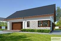 Projekty domów jednorodzinnych - Zobacz projekt - Pireus III Pasywny 3b