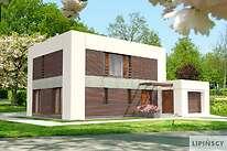 Projekty domów jednorodzinnych - Zobacz projekt - Espoo Pasywny 4