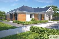 Projekty domów jednorodzinnych - Zobacz projekt - Monterey II Pasywny 7