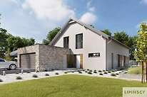Projekty domów jednorodzinnych - Zobacz projekt - Sligo Pasywny 9