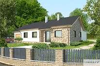 Projekty domów jednorodzinnych - Zobacz projekt - Rijeka II