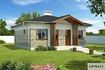 Projekty domów jednorodzinnych - Zobacz projekt - Dubrownik