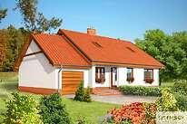Projekty domów jednorodzinnych - Zobacz projekt - Frankfurt IV