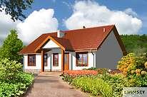 Projekty domów jednorodzinnych - Zobacz projekt - Toledo