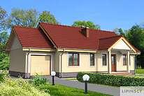 Projekty domów jednorodzinnych - Zobacz projekt - Toledo IV
