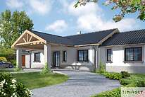 Projekty domów jednorodzinnych - Zobacz projekt - Hawana