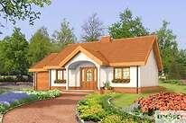 Projekty domów jednorodzinnych - Zobacz projekt - Sofia II