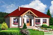 Projekty domów jednorodzinnych - Zobacz projekt - Duszanbe