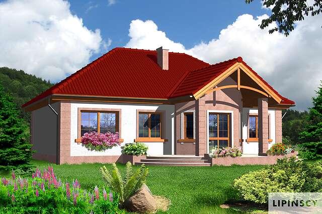 Zobacz powiększenie wizualizacji ogrodowej - projekt Duszanbe