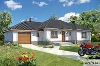 Projekty domów jednorodzinnych - Zobacz projekt - Kingston