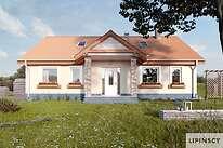 Projekty domów jednorodzinnych - Zobacz projekt - Haga