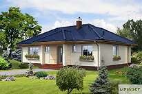 Projekty domów jednorodzinnych - Zobacz projekt - Ontario II