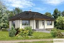 Projekty domów jednorodzinnych - Zobacz projekt - Corte
