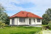 Projekty domów jednorodzinnych - Zobacz projekt - Corte II