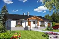 Projekty domów jednorodzinnych - Zobacz projekt - Aspen II