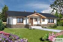 Projekty domów jednorodzinnych - Zobacz projekt - Aspen IV