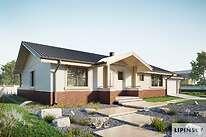 Projekty domów jednorodzinnych - Zobacz projekt - Aspen VI