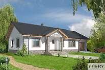 Projekty domów jednorodzinnych - Zobacz projekt - Lille