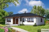 Projekty domów jednorodzinnych - Zobacz projekt - Saga II