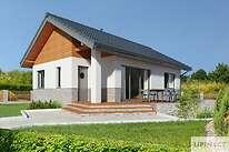 Projekty domów jednorodzinnych - Zobacz projekt - Lucca VIII