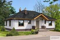 Projekty domów jednorodzinnych - Zobacz projekt - Rawenna