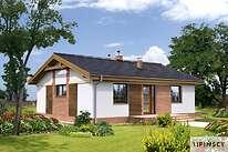 Projekty domów jednorodzinnych - Zobacz projekt - Cavalino