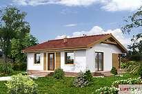 Projekty domów jednorodzinnych - Zobacz projekt - Cavalino II