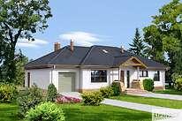 Projekty domów jednorodzinnych - Zobacz projekt - Arezzano