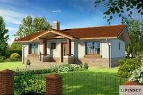 Projekty domów jednorodzinnych - Zobacz projekt - Asti