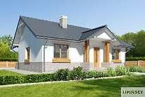 Projekty domów jednorodzinnych - Zobacz projekt - Asti III