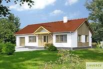 Projekty domów jednorodzinnych - Zobacz projekt - Vis II