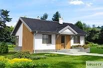 Projekty domów jednorodzinnych - Zobacz projekt - Todi