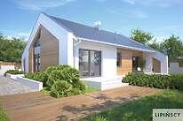 Projekty domów jednorodzinnych - Zobacz projekt - Franklin III