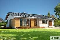 Projekty domów jednorodzinnych - Zobacz projekt - Olbia