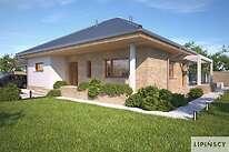 Projekty domów jednorodzinnych - Zobacz projekt - Denver II