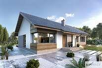 Projekty domów jednorodzinnych - Zobacz projekt - Arosa