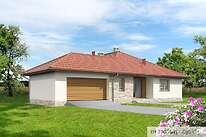 Projekty domów jednorodzinnych - Zobacz projekt - Plastyczny w.I