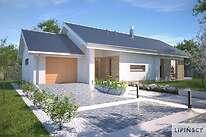 Projekty domów jednorodzinnych - Zobacz projekt - Rimini