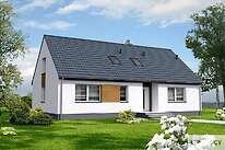 Projekty domów jednorodzinnych - Zobacz projekt - Ostenda