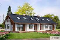 Projekty domów jednorodzinnych - Zobacz projekt - Brest
