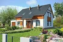 Projekty domów jednorodzinnych - Zobacz projekt - Hamburg III